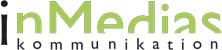 Inmedias Kommunikation Logo